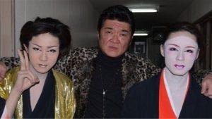 小沢仁志,嫁,弟,ダッフィー,刺青